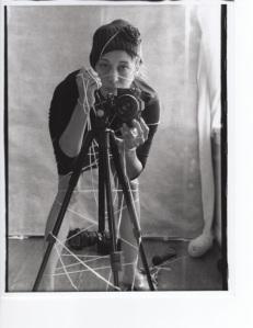 Jody Perry, Self-Portrait
