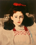 Yinuo Liu, Copy of Portrait of Miss Dorothy Vickers