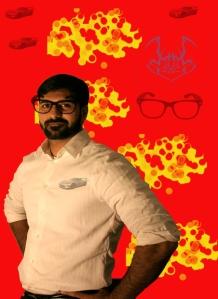 Funky Background by Yasir Safuddin