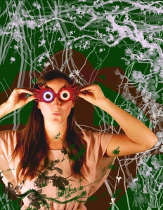 Luna Glasses by Melanie Janda