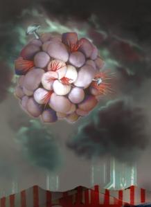 Smog by Madelline Vicencio
